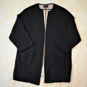Zara Black Cardigan S
